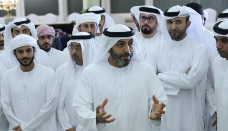 """رئيس هيئة الاوقاف الاماراتية:"""" التطبيع ينطلق من قيم ديننا الاسلامي"""""""