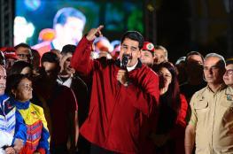 مادورو: يجب تجريد الخونة من أسلحتهم ومحاربة جميع الانقلابيين