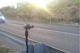 كاميرات اسرائيلية متطورة في شوارع الضفة