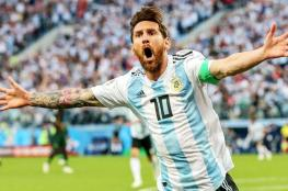 ميسي ينقذ الأرجنتين من الخسارة أمام باراجواي وحسابات التأهل تتعقد