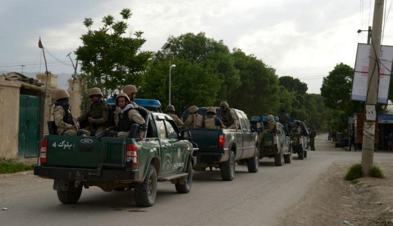 مقتل عناصر من طالبان برصاص القوات الافغانية