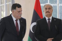 الحكومة الليبية تهدد بإعادة النظر بأي حوار أمام خروقات قوات حفتر