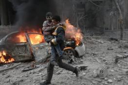 النظام السوري يواصل قتل المدنيين في الغوطة الشرقية