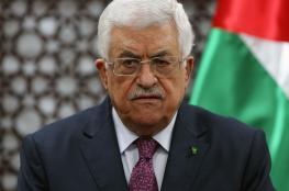 الرئيس: قرار ترامب لن يعطي أية شرعية لإسرائيل كونها مدينة فلسطينية
