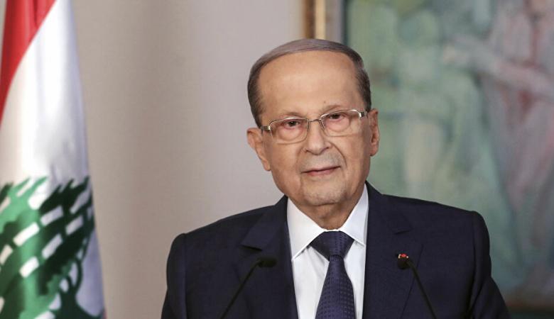 """أول تعقيب من لبنان على تنقيب """"إسرائيل"""" عن النفط بالمنطقة المتنازع عليها"""