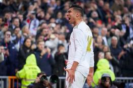 ريال مدريد يهزم اشبيلية ويعتلي صدارة الدوري الاسباني