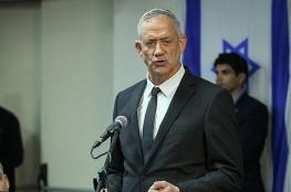 غانتس يدعو لاغتيال قادة فصائل المقاومة في غزة