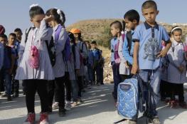 المدارس تتعرض لاعتداءات اسرائيلية والمتضررون بالآلاف