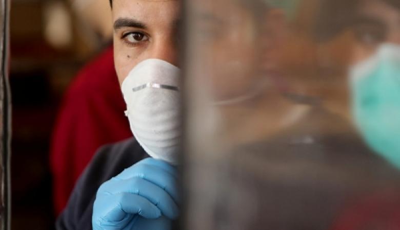 35 اصابة جديدة بفيروس كورونا في قطاع غزة
