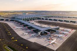 أردوغان عن مطار اسطنبول الجديد : تحفة عالمية وفخر لتركيا