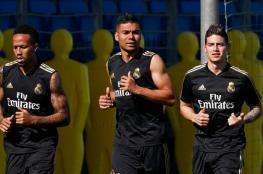 ريال مدريد ينوي التعاقد مع نجوم صاعدة