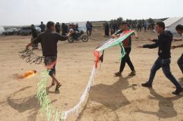 """علماء وخبراء ومتخصصون إسرائيليون يحاولون حل فشلهم في مواجهة """"الطائرات الحارقة"""""""