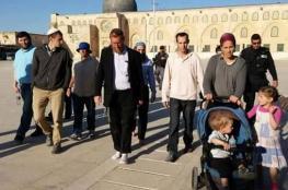 المتطرف غليك يقود اقتحام جديد للمسجد الأقصى