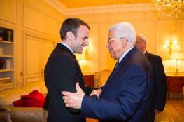رسالة خطية من الرئيس لنظيره الفرنسي بخصوص القدس