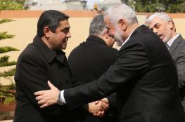 الوفد الامني المصري يعود لغزة لخوض مفاوضات جديدة