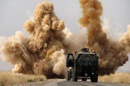 مقتل 3 ضباط ومجند بالجيش المصري بتفجير في الصحراء الغربية