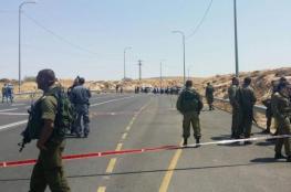اصابة جنود اسرائيليين بعملية اطلاق نار في اريئيل