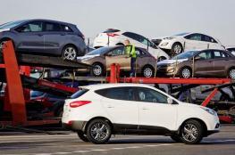 """هذه نسبة عدد سيارات """"البرايفت"""" لكل 1000 نسمة في الضفة"""