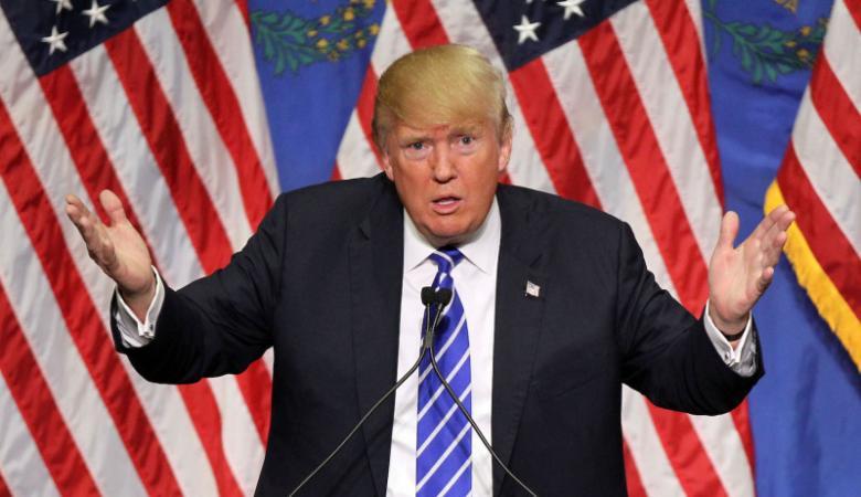 """ترامب عن الإعلام الأمريكي: """"غير نزيه ولا صحافة حرة""""!"""