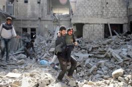 مجلس الامن يوافق بالأجماع على وقف الاعمال القتالية بسوريا
