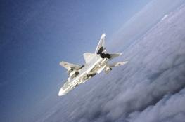 تحطم طائرة حربية ايرانية ومقتل قائدها
