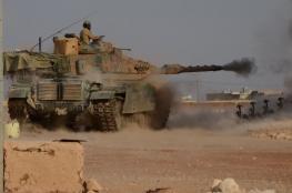 تركيا تعلن مقتل اثنين من جنودها واصابة آخرين في سوريا