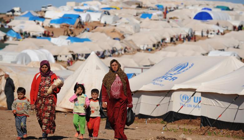 عودة أكثر من 620 لاجئاً سورياً من لبنان إلى بلادهم