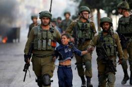 الاحتلال يعتقل 4 أطفال في الخليل بعد الاعتداء عليهم بالضرب المبرح