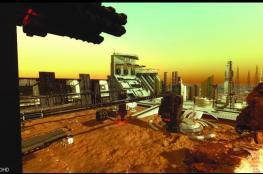 الامارات تقرر بناء مدينة كاملة في المريخ