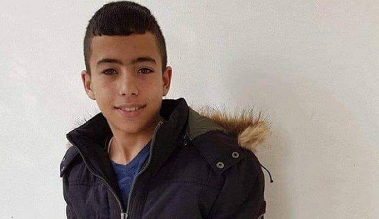 الاحتلال يحكم بسجن وتغريم طفل من جنين