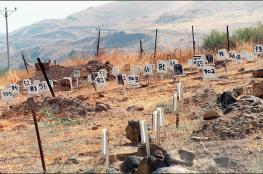 تحويل جثامين الشهداء إلى مقابر الأرقام لن ينظر فيه حتى 13 أيلول