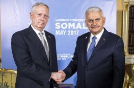 وزير الدفاع الامريكي : سنواصل حماية تركيا