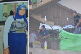 فلسطيني يقتل أمه بعد ان اطلق النار عليها من مسافة صفر