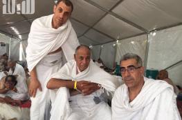 أب فلسطيني يجتمع بأبنائه في مكة المكرمة بعد فراق دام 17 عامًا