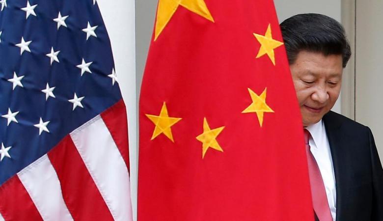"""الصين : العقوبات الامريكية """"وحشية """""""