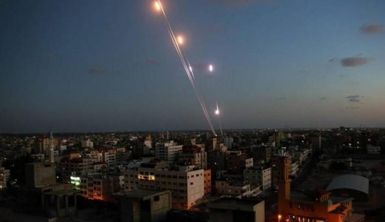 المقاومة تجدد قصفها لمستوطنات غلاف غزة