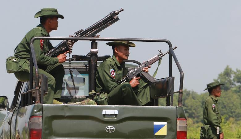 العفو الدولية توجه ضربة حقوقية ضد جيش ميانمار الارهابي