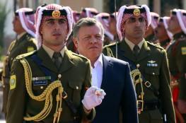 العاهل الأردني يجدد التأكيد على موقف بلاده الثابت تجاه القضية الفلسطينية