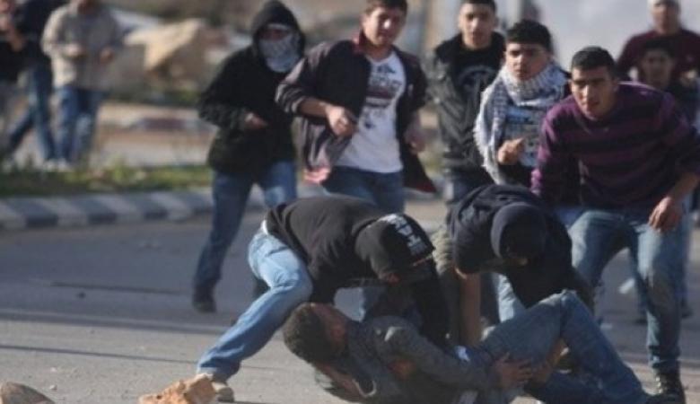 اصابات بالاختناق  خلال  قمع الاحتلال مسيرات سلمية بالضفة الغربية
