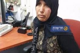 الشاباك : لهذا السبب نفذت الام الفلسطينية عملية الطعن صباح اليوم