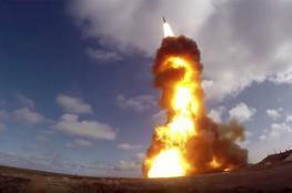 """""""سلاح يوم القيامة """" ...روسيا تستعرض قوتها الصاروخية"""