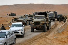 """النظام السوري يعلن فك حصار """"داعش"""" عن دير الزور"""