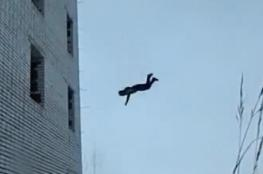 مصرع مواطن بعد ان سقط من الطابق الرابع غرب مدينة غزة