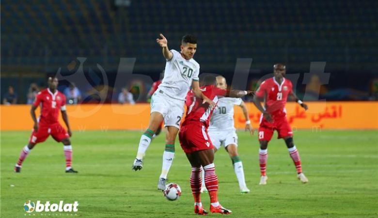 الجزائر يحقق بداية موفقة في كأس أمم أفريقيا 2019