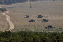 الاحتلال يعلن تصفية خلية مسلحة على الحدود السورية