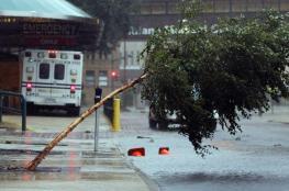 اعصار مدمر يقترب من اميركا وترامب يعلن حالة الطوارئ