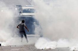اصابات في مواجهات مع الاحتلال بالضفة وقطاع غزة