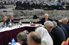 """الرئيس : """"نرفض اي محاولة اسرائيلية للمساس بأموال الاسرى والشهداء """""""
