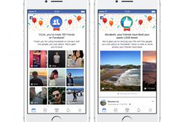 فيس بوك تضيف طرقاً جديدة للاستمتاع بالذكريات السابقة