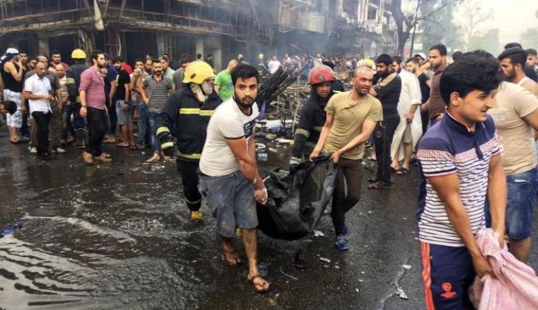 قتلى وجرحى بانفجار سيارة مفخخة شرق بغداد